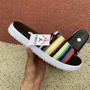 Men's/Women's 2020 Jordan Modero 2 Slide VP Multi-Color