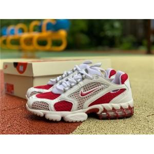 Women's 2020 Nike Air Zoom Spiridon Cage 2 Cardinal Red