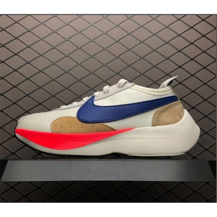 Men's/Women's Nike Moon Racer Sail Blue Red BV7779-100