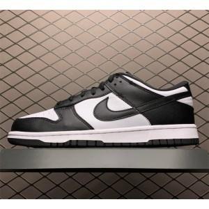 Men's/Women's Nike Dunk Low SP Black White