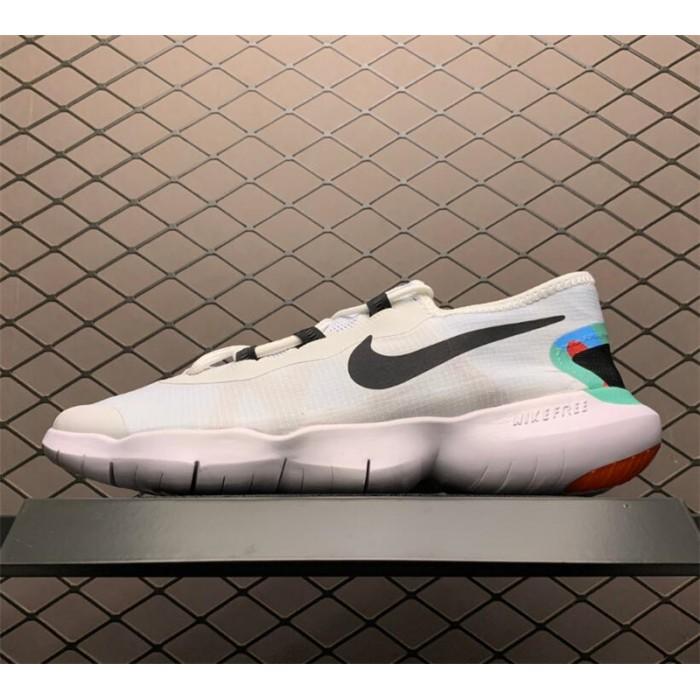 Men's Nike Free Run 5.0 2020 Summit White