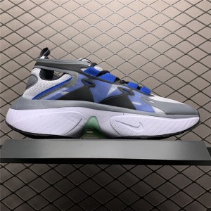 Men's Nike Signal D MS X Grey Black Blue AT5303-200