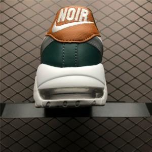 Men's RAC x UBIQLAB Nike Air More Force Noir Custom Swoosh