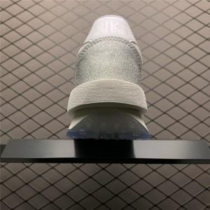 Men's/Women's Sacai x Nike LVD Waffle Daybreak White