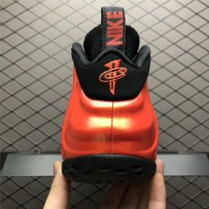 Men's Nike Air Foamposite One Habanero Red Black