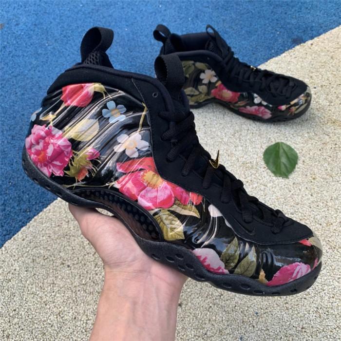 Men's Nike Air Foamposite One Floral 314996-012