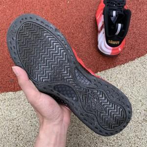 Men's Nike Air Foamposite One Slam Dunk Custom Shoes