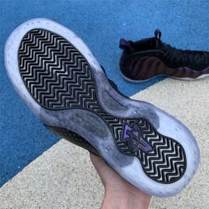 Men's Nike Air Foamposite One Eggplant Varsity Purple Black