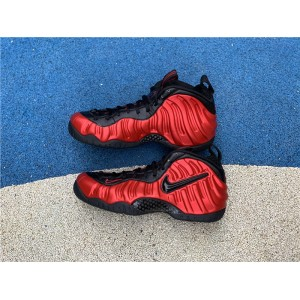 Men's/Women's Nike Air Foamposite Pro University Red Black