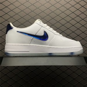 Men's/Women's and Nike Air Force 1 Low White BQ3634-100