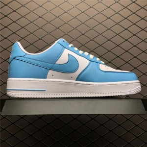 Men's Nike Air Force 1 Low Blue Gale White AQ4134-400