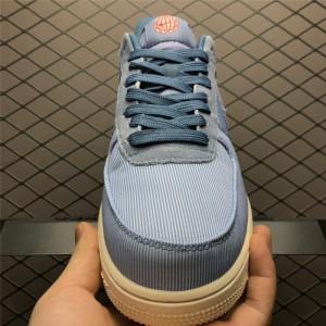 Men's/Women's Nike Air Force 1 Home Blue CD7785-400
