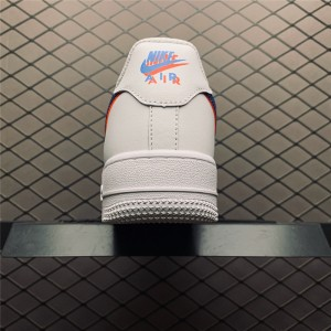 Women's Nike Air Force 1 Low Double Swoosh Casual Shoes