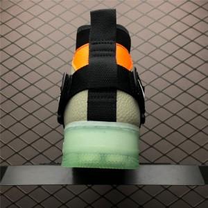 Men's Nike Air Force 1 Mid Utility Spruce Fog Green Black