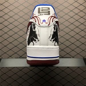 Men's/Women's Nike Air Force 1 Premium Lebron Collection Royale