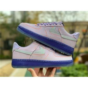 Men's/Women's Nike Air Force 1 LX Purple Agate CT7358-500