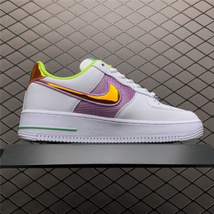 Women's Nike Air Force 1 Low Easter White Multi-Color Pastel