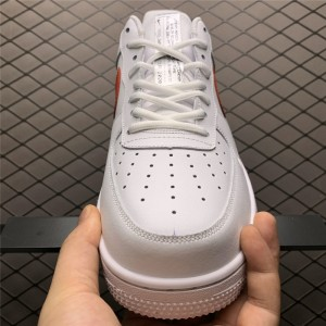 Men's/Women's Nike Air Force 1 Low Euro Tour White Red