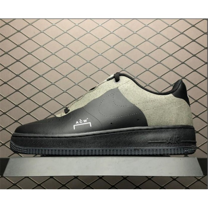 Men's A COLD WALL x Nike Air Force 1 Low Black Size