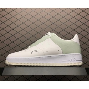 Men's A COLD WALL x Nike Air Force 1 Low White Shoes
