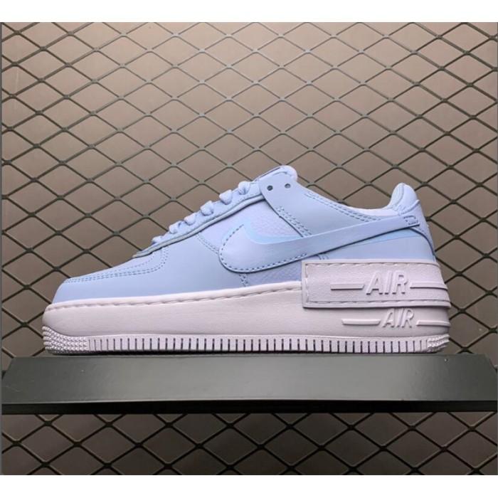 Women's Nike Air Force 1 Shadow Hydrogen Blue White