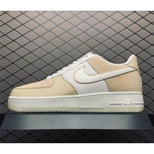 Men's Nike Air Force 1 Low 07 Desert Ore Ivory