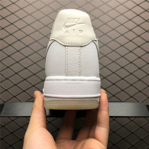 Men's/Women's Nike Air Force 1 07 Essential White Sole Glow