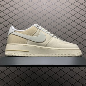 Men's/Women's Nike Air Force 1 Low 07 Premium Pale Ivory Light Cream