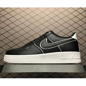 Men's/Women's Nike Air Force 1 Low Black Iridescent