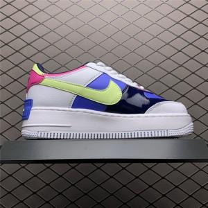 Women's Nike Air Force 1 Shadow Sapphire White