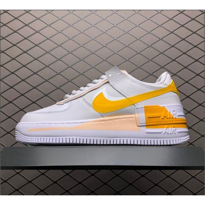 Women's Nike Air Force 1 Shadow Pollen Rise CQ9503-001