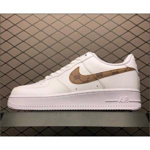 Men's/Women's Nike Air Force 1 07 Low White AR7720-101