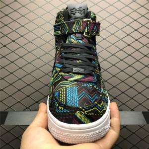 Men's Nike Air Force 1 High BHM QS Black History Month