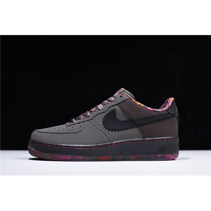 Men's Nike Air Force 1 Low Premium Black History Month Midnight