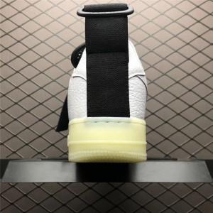 Men's/Women's Nike Air Force 1 Low Utility QS White Black