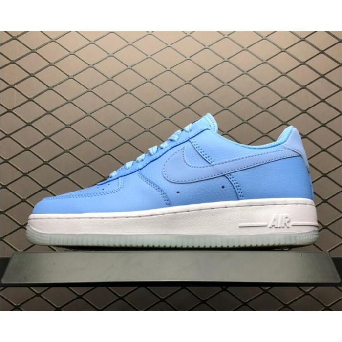 Women's Nike Air Force 1 07 Essential Aluminum White