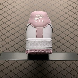 Women's Ladies Nike Air Force 1 Low AF1 White Iced Lilac On Sale