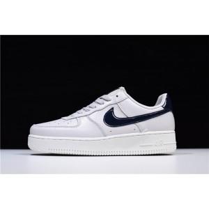 Men's/Women's Men and Nike Air Force 1 07 Low Grey White