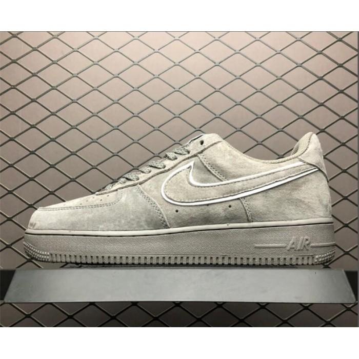 Men's/Women's Men Nike Air Force 1 Low Grey 823511-206