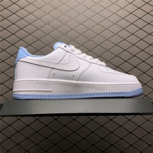 Men's/Women's Men and Nike Air Force 1 Low White Hydrogen Blue