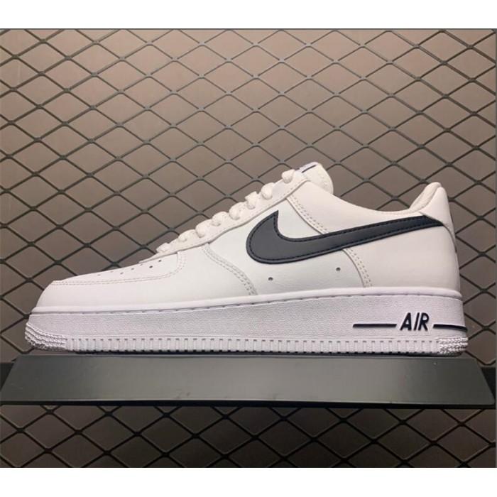 Men's/Women's Nike Air Force 1 07 AN20 White Black On Sale
