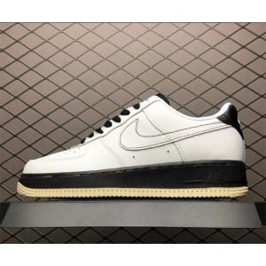Men's/Women's Nike Air Force 1 07 Low Patterson Square White Black
