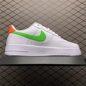 Men's/Women's Nike Air Force 1 07 White Green Strike To