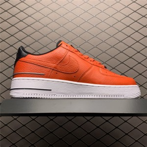 Men's/Women's Nike Air Force 1 Added Air Laser Crimson Double Air Red