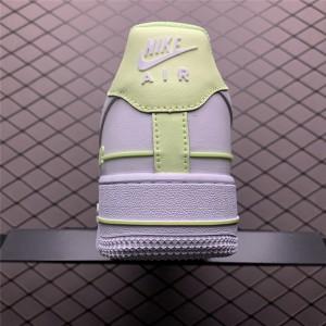 Men's/Women's Nike Air Force 1 Double AIR White Volt