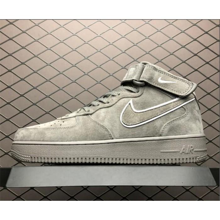 Men's/Women's Nike Air Force 1 High Dark Stucco AA1118-002