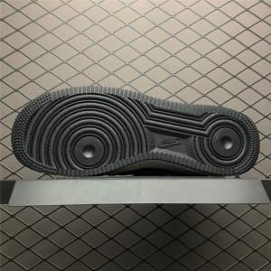 Men's/Women's Nike Air Force 1 High QS YH Black White Colorful