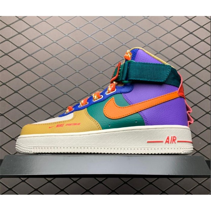 Men's/Women's Nike Air Force 1 High Utility Force is Female Sneakers