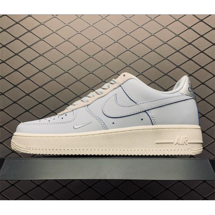 Men's/Women's Nike Air Force 1 Low AF1 Devin Booker Blue White On Sale
