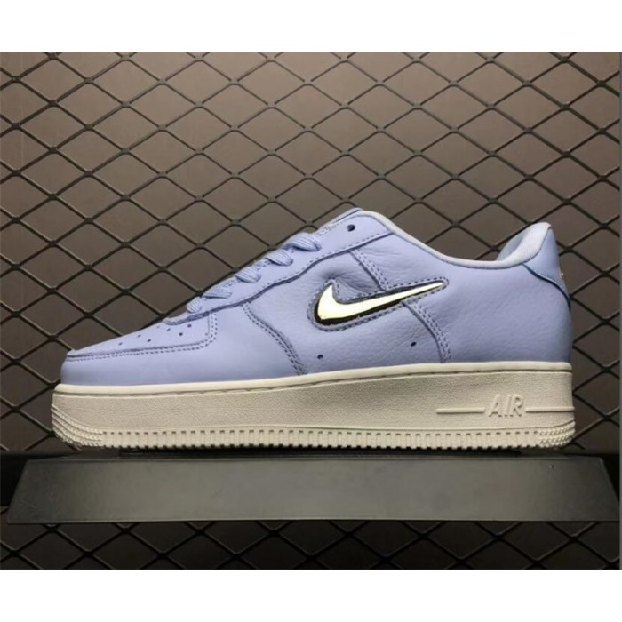 Men's/Women's Nike Air Force 1 Low Jewel Premium Royal Tint Gold